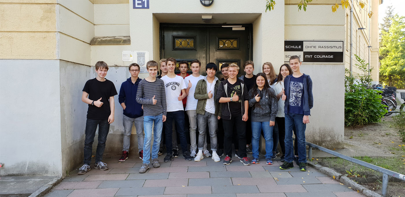 Archenhold Gymnasium Berlin